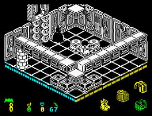 Batman ZX Spectrum 023
