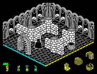 Batman ZX Spectrum 042