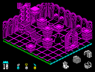 Batman ZX Spectrum 045