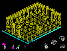 Batman ZX Spectrum 055