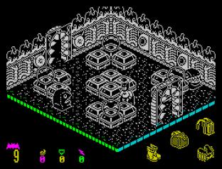 Batman ZX Spectrum 064