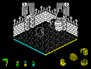 Batman ZX Spectrum 075
