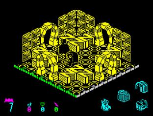 Batman ZX Spectrum 086
