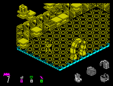 Batman ZX Spectrum 088