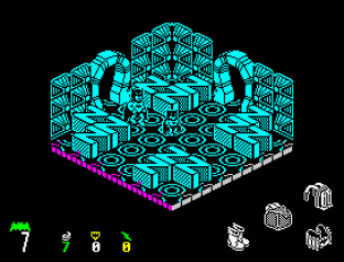 Batman ZX Spectrum 089