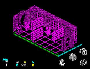 Batman ZX Spectrum 097