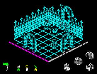 Batman ZX Spectrum 108