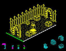 Batman ZX Spectrum 109