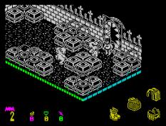 Batman ZX Spectrum 110