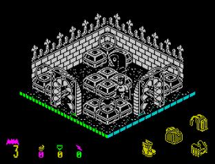 Batman ZX Spectrum 111