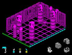 Batman ZX Spectrum 121