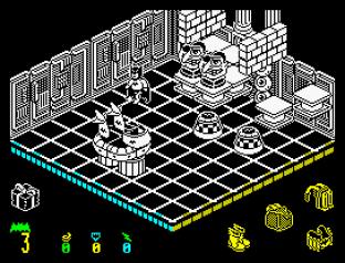Batman ZX Spectrum 122