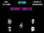 Batman ZX Spectrum 123