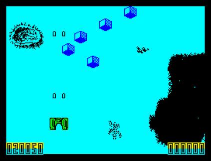 Bedlam ZX Spectrum 12