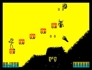 Bedlam ZX Spectrum 31