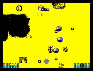 Bedlam ZX Spectrum 32