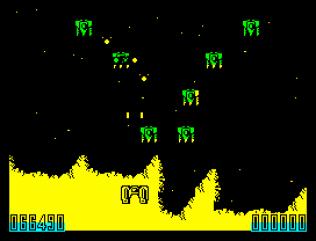 Bedlam ZX Spectrum 33