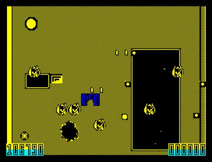 Bedlam ZX Spectrum 45