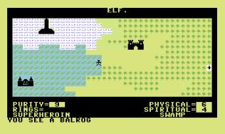 Black Crystal C64 16