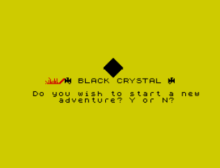 Black Crystal ZX Spectrum 22
