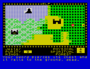 Black Crystal ZX Spectrum 26