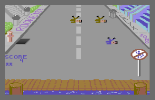 Break Dance C64 09