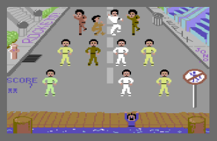 Break Dance C64 12