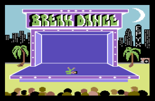 Break Dance C64 31