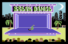 Break Dance C64 32