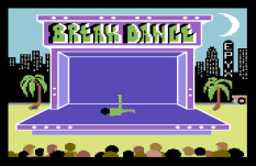 Break Dance C64 33