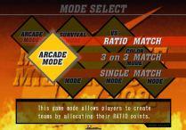 Capcom vs SNK 2 EO XBox 02