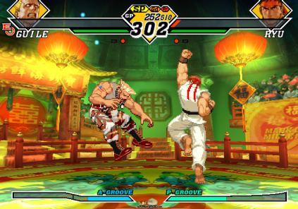Capcom vs SNK 2 EO XBox 20