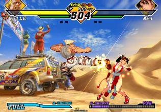 Capcom vs SNK 2 EO XBox 22