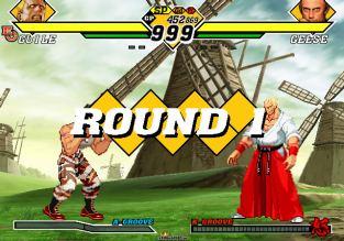 Capcom vs SNK 2 EO XBox 31