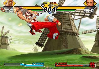 Capcom vs SNK 2 EO XBox 32