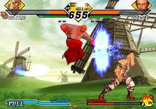 Capcom vs SNK 2 EO XBox 33