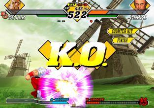 Capcom vs SNK 2 EO XBox 34