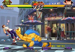 Capcom vs SNK 2 EO XBox 42