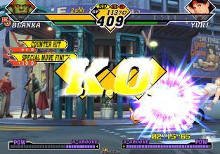 Capcom vs SNK 2 EO XBox 45