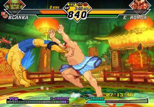 Capcom vs SNK 2 EO XBox 55