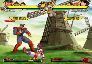 Capcom vs SNK 2 EO XBox 65