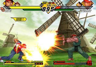Capcom vs SNK 2 EO XBox 66