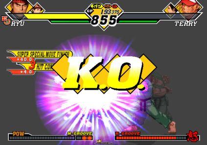 Capcom vs SNK 2 EO XBox 67