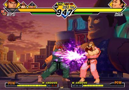 Capcom vs SNK 2 EO XBox 78