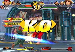 Capcom vs SNK 2 EO XBox 86