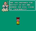 Chew Man Fu PC Engine 52