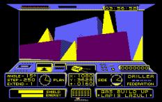 Driller Amstrad CPC 10