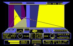 Driller Amstrad CPC 11