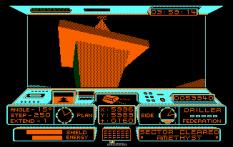 Driller Amstrad CPC 21