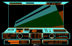 Driller Amstrad CPC 22